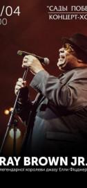 Ray Brown jr / Рей Браун-мл