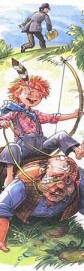 Похищение Джонни Дорсета (Вождь краснокожих)