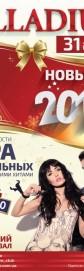 Новый год 2017 в Palladium
